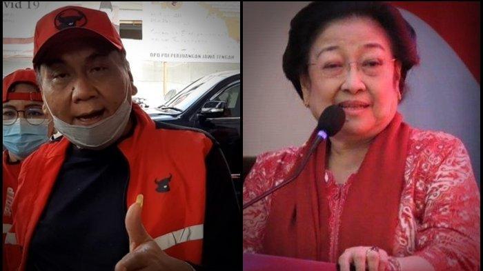 Usai Rekamannya Tersebar Bambang Pacul Dipanggil Megawati, Ada Puan Maharani dan Hasto Kristiyanto