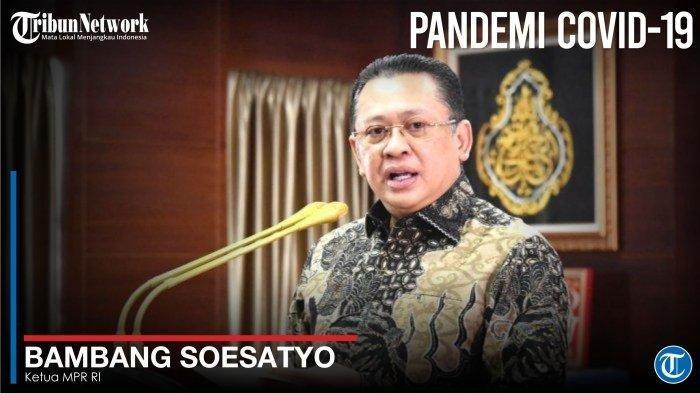 Ketua MPR Bamsoet Minta KPU-Bawaslu Beri Peringatan Keras & Tertulis Kepada Paslon Pelanggar Prokes