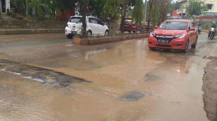 BMKG Ungkap27 Sampai 30 September 2019 di Pulau Kalimantan Berpotensi Turun Hujan