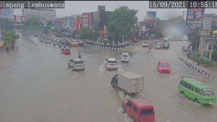 Hujan Awet Sejak Pagi, Berikut Update Info Banjir Samarinda Rabu 15 September 2021