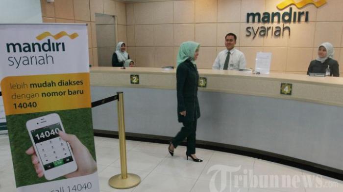 Bank Syariah Mandiri yang kini telah menjadi BSI.