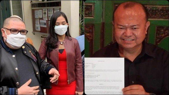 Bantahan Prof M, Guru Besar PTN & Komisaris BUMN yang Dituding Telantarkan Anak dari Model Cantik