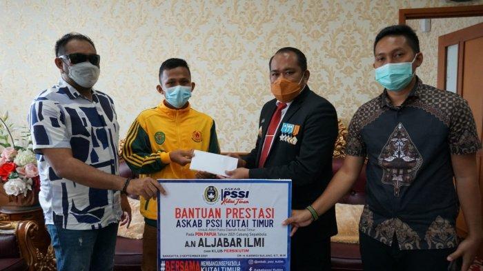 Satu Putra Daerah Kutai Timur Masuk Tim Inti PSSI Kaltim dalam PON XX Papua 2021