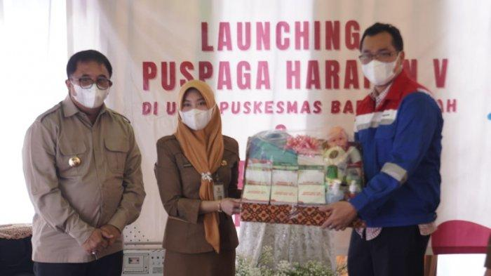 Sasar Tiga Posyandu di Balikpapan, Pertamina Tingkatkan Kesehatan di Wilayah Operasional
