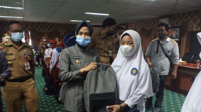Bupati Asmin Laura Menilai Standar Pelayanan Minimal Bidang Pendidikan di Nunukan Terbilang Susah