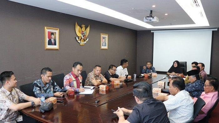 Percepat Perubahan Badan Hukum Perusda MBS dan BKS, DPRD Kaltim Konsultasi ke Kemendagri