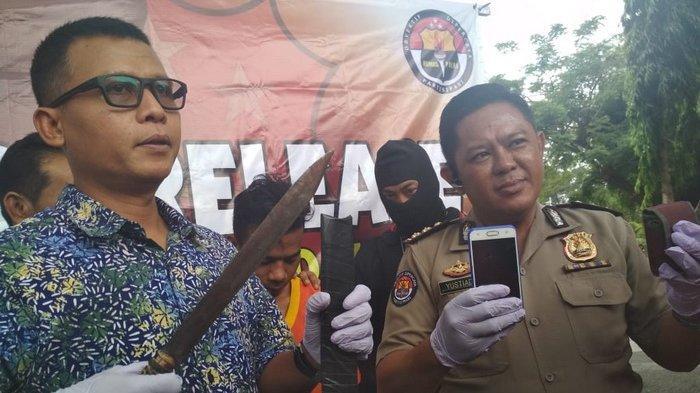 Ditangkap, Pelaku Perampokan Disertai Penikaman di Balikpapan Melawan! Ini yang Dilakukan Polisi