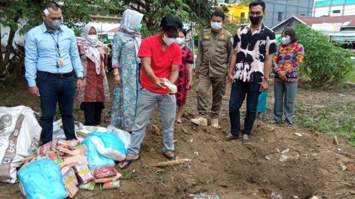 Barang Ilegal Asal Malaysia Dimusnahkan, Polda Kaltara Tepis Keterlibatan Oknum Aparat