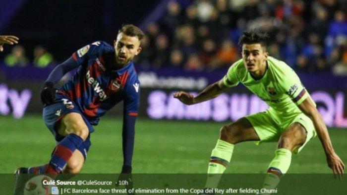 Hasil Undian Perempat Final Copa del Rey - Laga Puncak Musim Lalu Berulang, Final Dini Tersaji