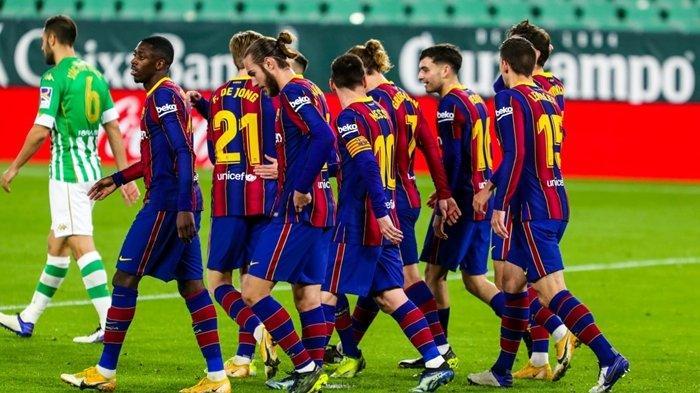 TERBARU Hasil, Klasemen & Top Skor Liga Spanyol, Barca Madrid Rebutan Posisi 2, Messi Gempur Suarez