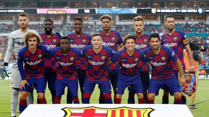 Barcelona vs Valencia, Tanpa Lionel Messi, Tuan Rumah Usung Misi Balas Dendam