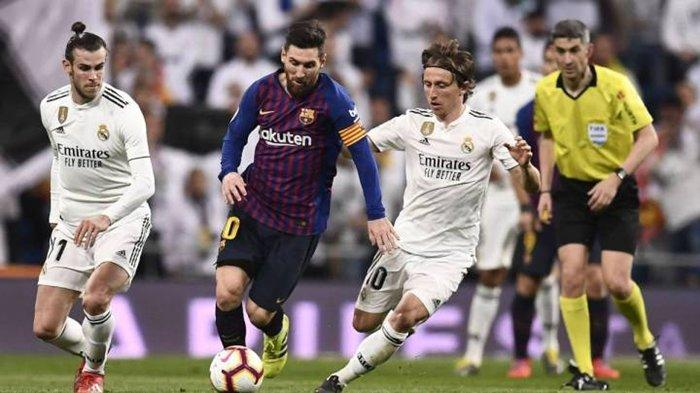 Liga Spanyol: Cara Barcelona Salip Real Madrid, Messi Genap 650 Gol Buat Blaugrana, Koeman Marah?