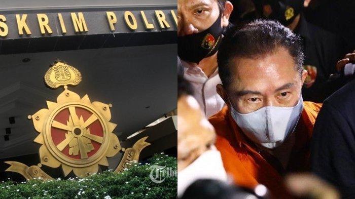 Tommy Sumardi dan Seorang Jenderal Tak Ditahan Bareskrim Polri, Sudah Akui Terima Uang Djoko Tjandra