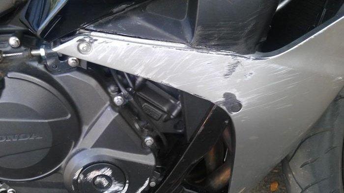Tips Beli Motor Bekas, Begini Cara Mudah Hilangkan Baret Halus di Bodi Motor