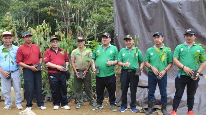 Kampung Juaq Asa Kutai Barat Raih Terbaik II Pengelola Hutan Adat