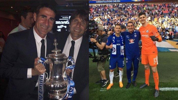 Update Liga 1: Angelo Alessio, Eks Asisten Antonio Conte di Chelsea & Juve Resmi Menukangi Persija