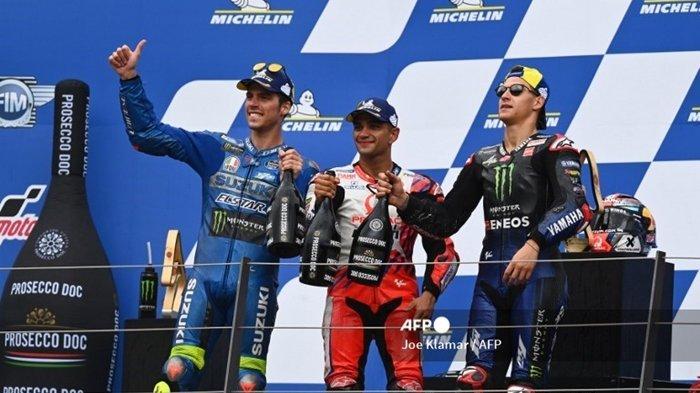Jelang Race MotoGP Inggris 2021, Joan Mir Minta Quartararo Tak Besar Kepala, Live Streaming Trans 7