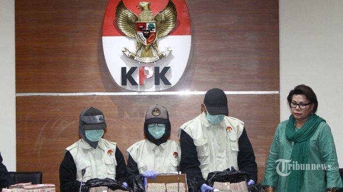 KPK Menyatakan Berkas Lengkap, 4 Mantan Anggota DPRD Jambi Siap untuk Disidang