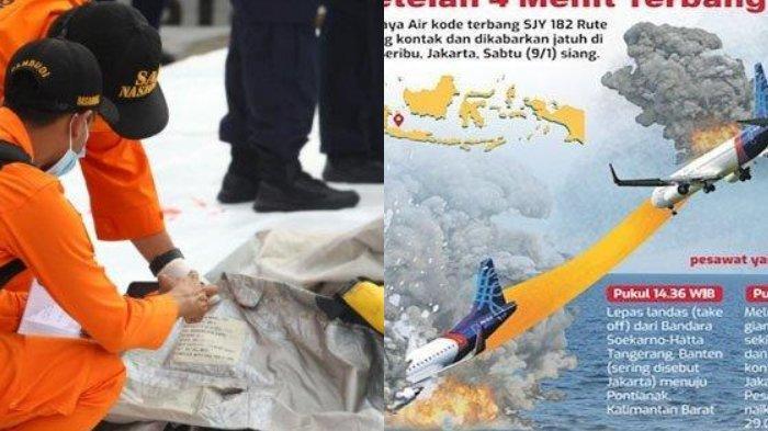 Terungkap, 2 Tingkah Tak Lazim Kapten Afwan Sebelum Terbangkan Sriwijaya Air SJ 182, Firasat Maaf