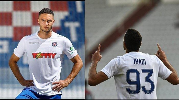 Profil Calon Pemain Asing Baru Persib, Bassel Jradi, Bela 2 Timnas Berbeda, Punggawa Hajduk Split