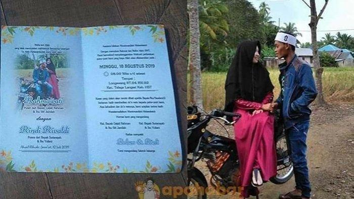 Curhat Rahmawati, Sudah Cetak Undangan, Calon Suami Tewas Ditusuk Pria yang Suka dengan Dirinya