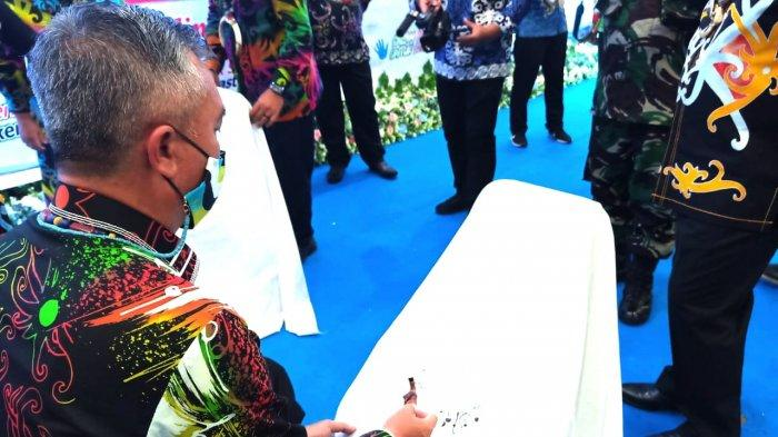 Gali Potensi Batik Khas Malinau Kaltara, Pengrajin Diminta Rajin Eksplorasi Motif Lokal