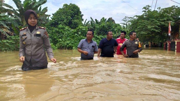 Banjir Setinggi Dada Orang Dewasa Melanda Desa Batu Kajang Paser, Diperlukan Satgas Siaga Bencana