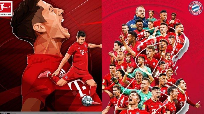 Fakta Menarik Bayern Muenchen Raih Juara Bundesliga Dominasi di Liga Jerman & Samai Rekor Juventus