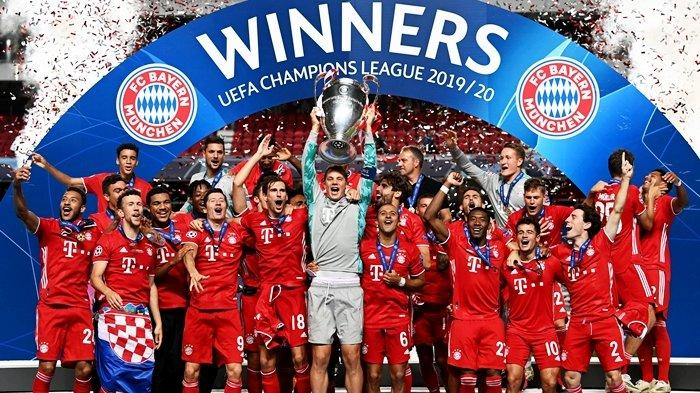 Bukan Cuma Juara Liga Champions, Fakta Ini Bikin Bayern Muenchen Lebih Hebat dari Real Madrid