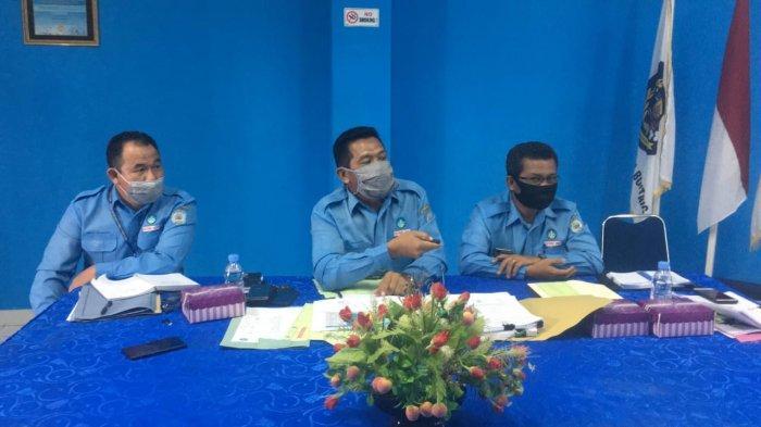 Anggaran Pemasangan Instalasi Air PDAM Gedung Baru Pasar Lok Tuan Rp 30 Juta, Target Rampung 10 Hari