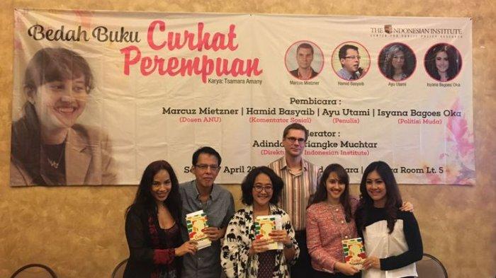Ketika Ayu Utami Bicara tentang Generasi Milenial Indonesia