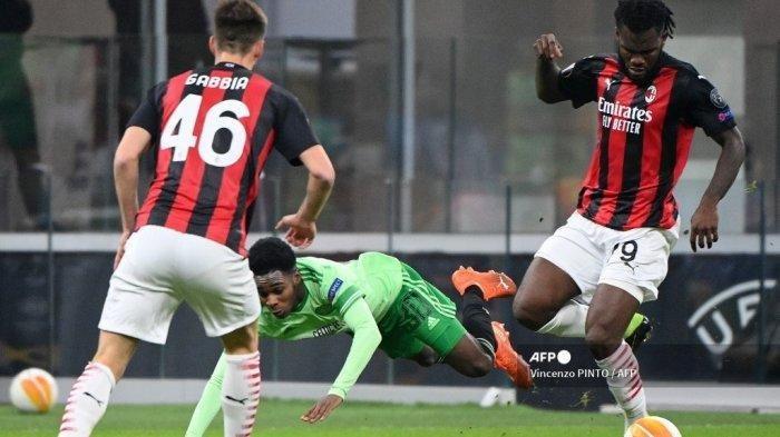 Update Liga Italia, Bebas Transfer dari AC Milan Musim Depan, Kessie Bisa Duet dengan Romelu Lukaku