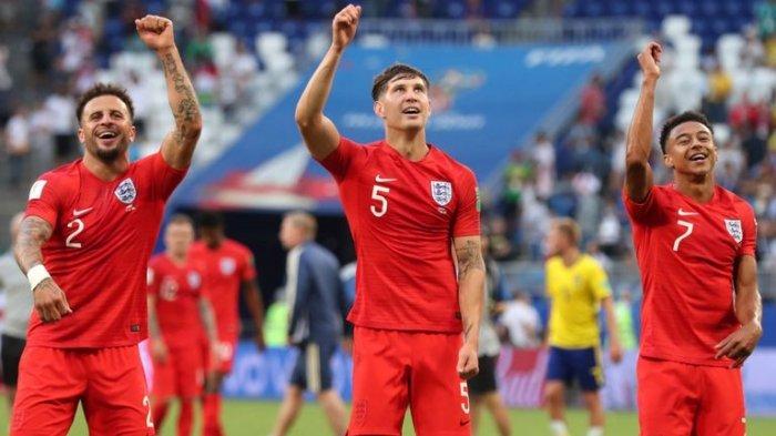 Bek Inggris Beberkan Rahasia Kekompakan Skuat The Three Lions di Piala Dunia 2018
