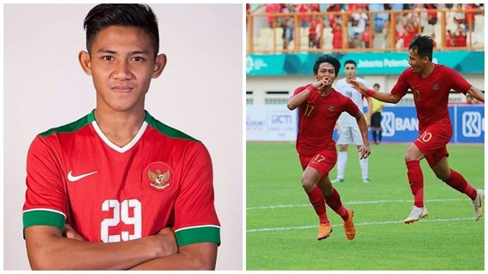 Mengenal Firza Andika, Pemain Muda Timnas Indonesia yang Bobol Gawang Barcelona Junior
