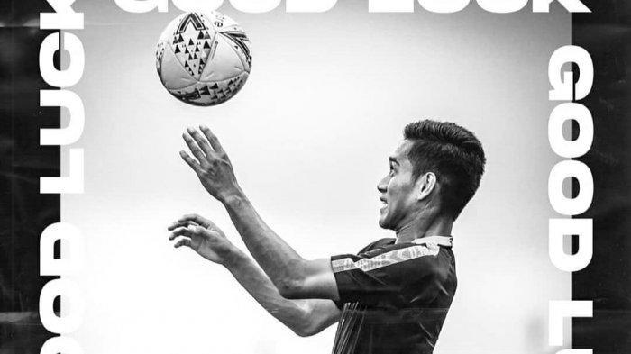Jelang Liga 1 2020, Pemain Muda Borneo FC Samarinda Muhammad Ikhsan Malah Berlabuh di Arema FC