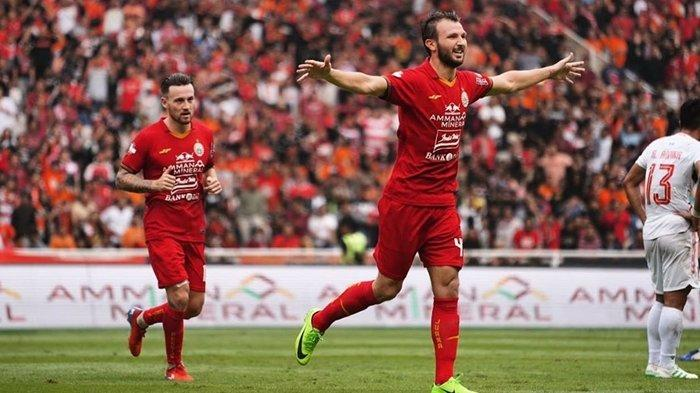 LIVE Indosiar Piala Menpora 2021 Persija vs Bhayangkara FC, Eks Juventus tak Perkuat Macan Kemayoran