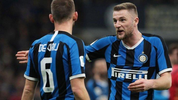 Bursa Transfer Liga Italia, Chelsea Buat Inter Milan Keropos, Incar Skriniar dan The Next Chiellini