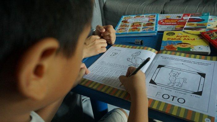 Nasib Pendidikan Kala Virus Corona Mewabah, Belajar via Online Banyak Guru tak Melek Teknologi