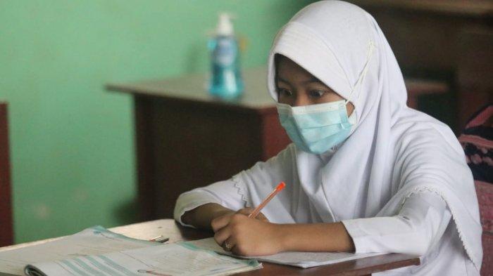 Ujian Nasional 2021 untuk Pelajar Ditiadakan, Pembelajaran Tatap Muka di Paser Kaltim akan Dibuka