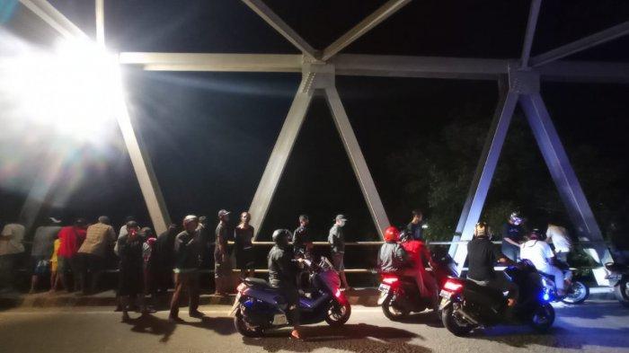 Pemancing Diduga Tenggelam di Dekat Jembatan Batakan Balikpapan, Relawan Menduga Kabar Hoaks
