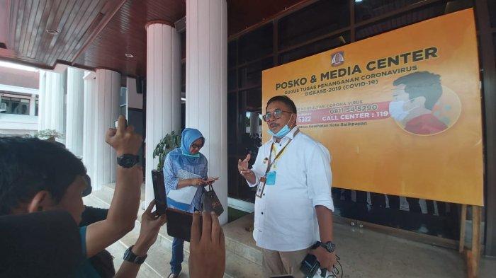 Geger Info PDP Covid-19 Kabur, Walikota Rizal Effendi: Pemkot Balikpapan Masih Pastikan Statusnya
