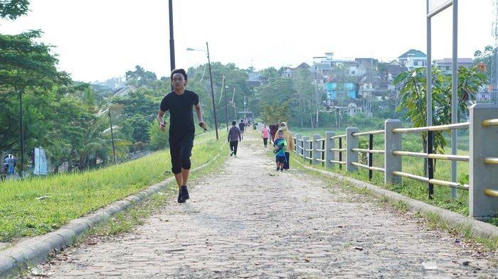 Bendali Wonorejo di Kelurahan Gunung Samarinda Baru, Balikpapan Utara, Kalimantan Timur.