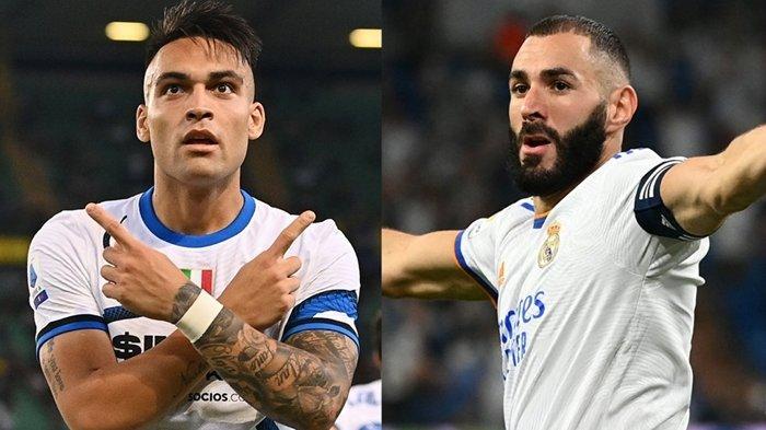 Siaran Langsung Liga Champions Malam Ini: Inter Milan vs Real Madrid, Akses Nonton Link TV Online