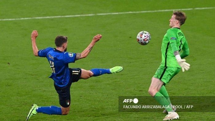 Rekomendasi Stefano Pioli, AC Milan Incar Winger Timnas Italia, Jadi Prioritas Paolo Maldini