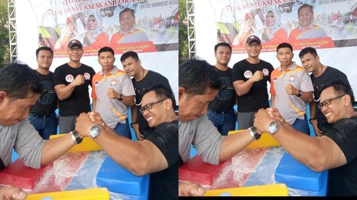 Targetkan Juara Umum, FOGTI Kaltim Siapkan 15 Atlet Panco untuk Fornas V di Samarinda