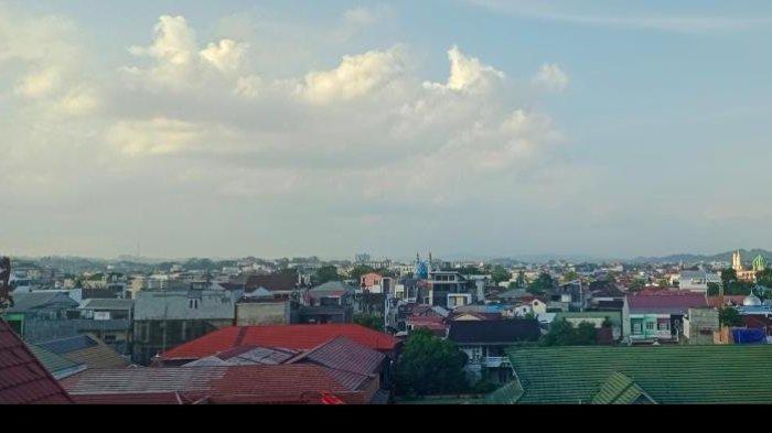 Prakiraan Cuaca Kota Samarinda Kamis 14 Oktober 2021, Cerah Berawan, Peluang Hujan Siang Hari