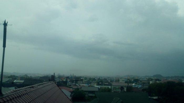 Prakiraan Cuaca Kota Samarinda 16 Juli 2021, Berawan dan Potensi Hujan Secara Merata