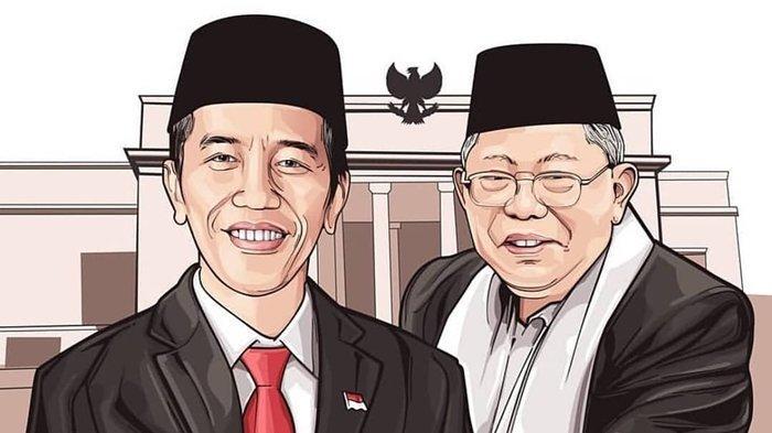 BEREDAR di WhatsApp, 81 Nama Calon Menteri Kabinet Jokowi - Maruf Amin, Lihat Profil & Fotonya!
