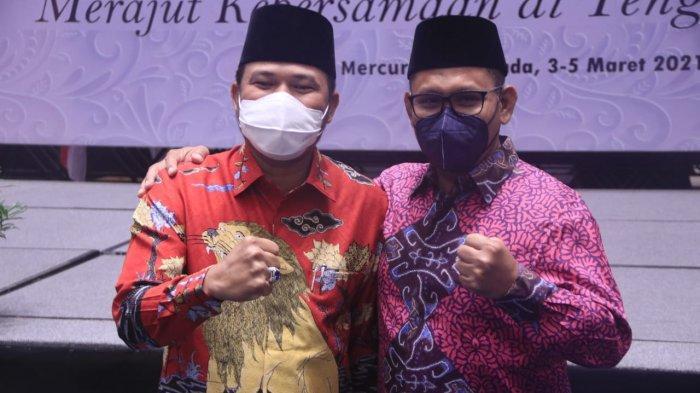 Rudy Masud Maju jadi Calon Ketua KKSS Kaltim, Alimudin Sang Pesaingnya Enggan Berkomentar