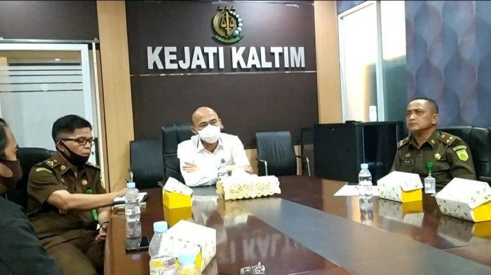 Kajati KaltimDeden Riki Hayatul Firman Undang Awak Media di Samarinda, Singgung Soal Adik Kakak